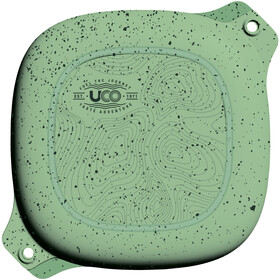 UCO Bamboo Mess Kit 5 Pcs robin egg green